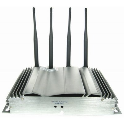 Advanced Mobile Phone Signal Jammer - 20M Range